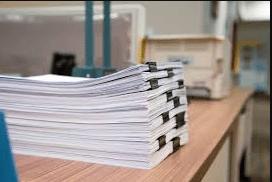 Pila de documentos